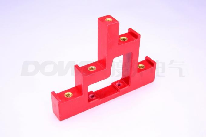 CT5-25 red electronic insulation support DMC bus bar support ladder-shapped