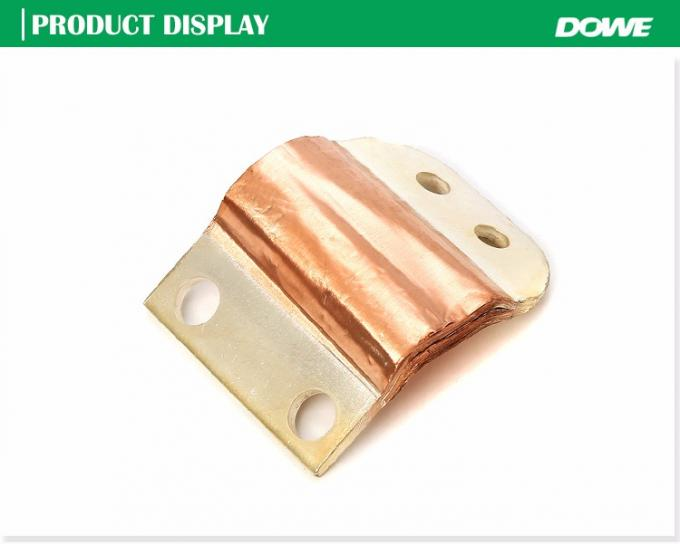 Factory directly transmission and distribution Ti copper busbar expansion joint