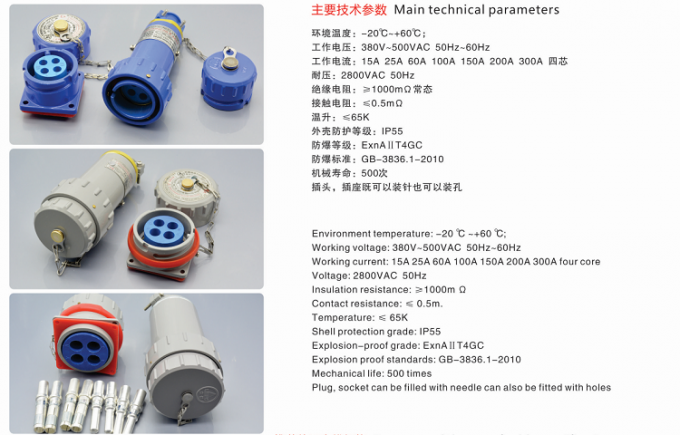 25GZ-4 EXPLOSION PROOF SOCKET