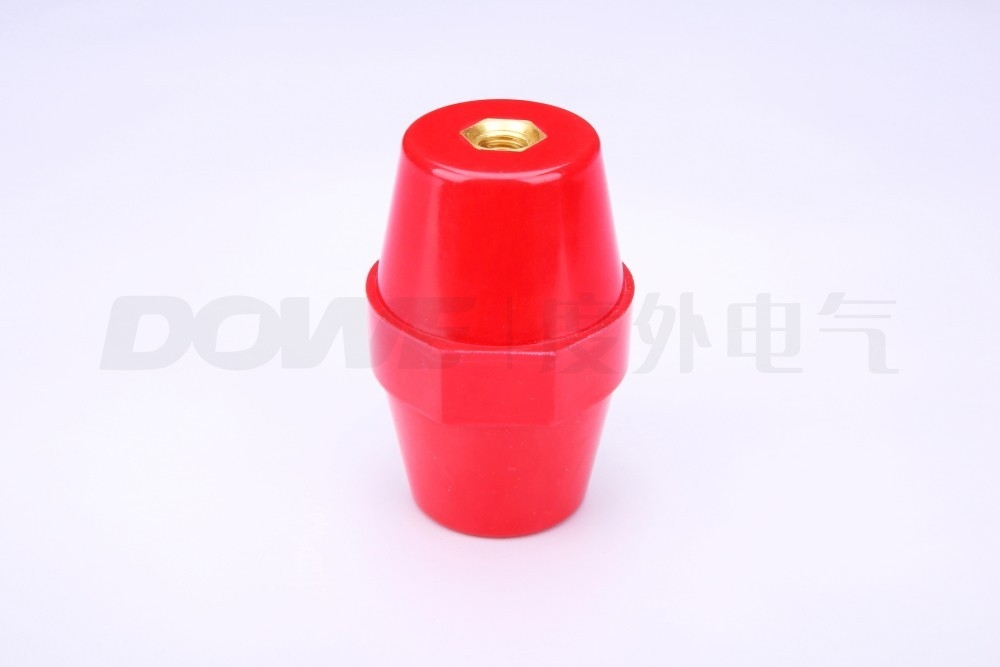 HEIGHT 76mm BUSBAR INSULATOR SM76support insulator quadrilateral insulator