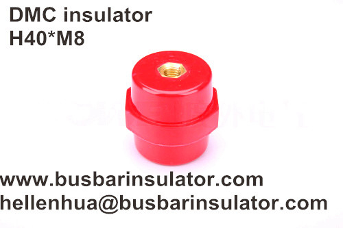 BMC drum electrical insulator SM-40 bus bar insulator quadrilateral insulator