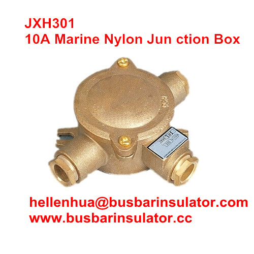 marine waterproof box JXH301 ip68 brass aluminum junction box