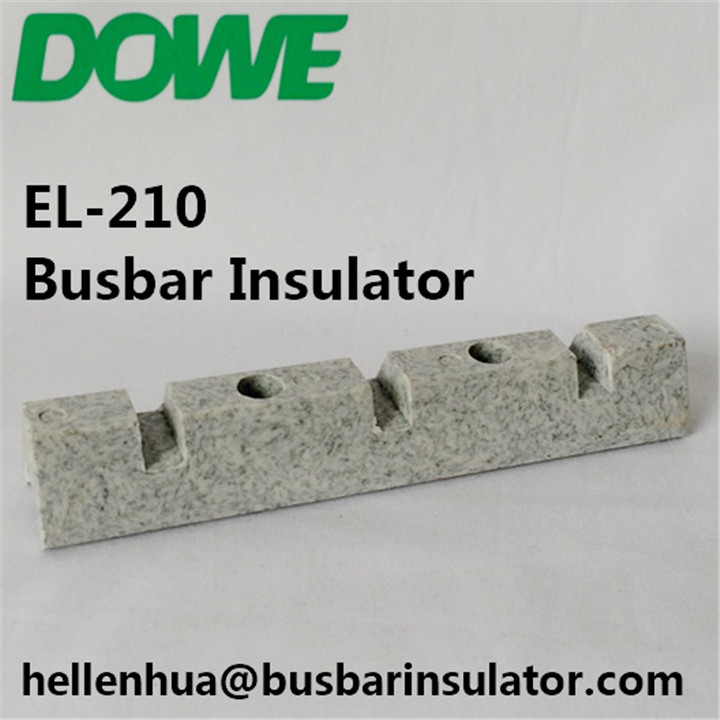 EL-295 busbar support bar holder isolator bus bar holder