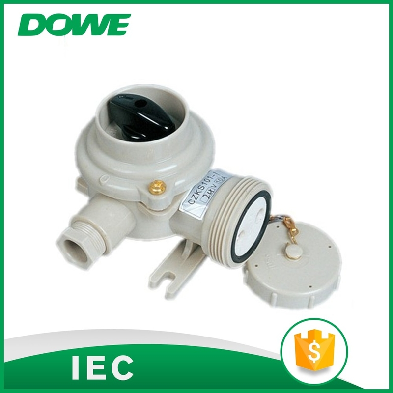 View larger image Brand industrial waterproof CZKS101 marine nylon socket with switch  Add to My Cart  Add to My Favori