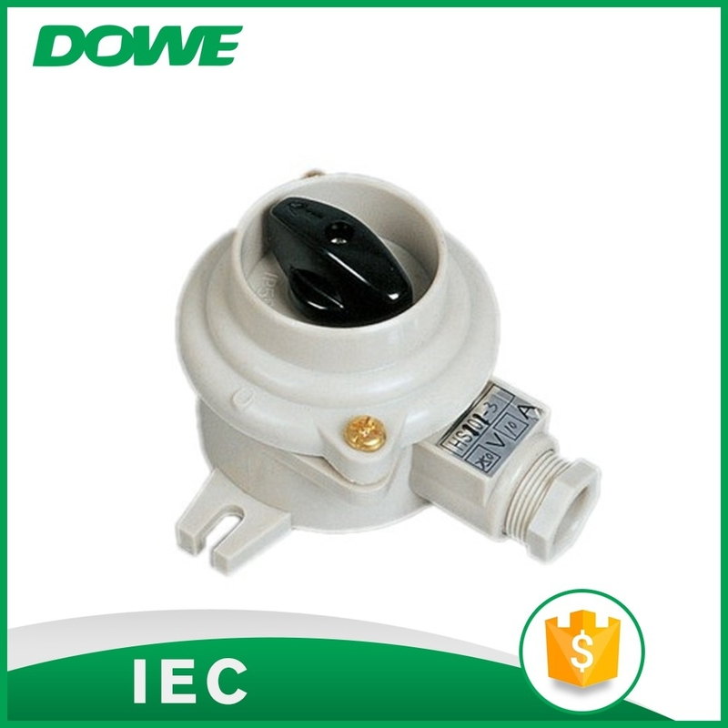 24V-440V waterproof HS101 marine nylon electrical switch