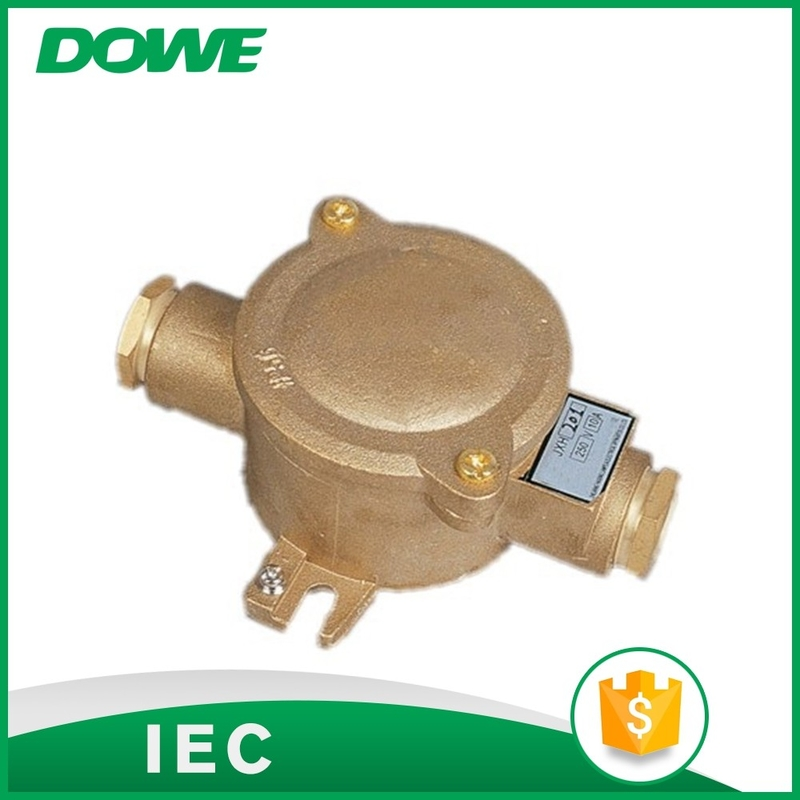 Hot sell brass material JXH201 marine brass junction box
