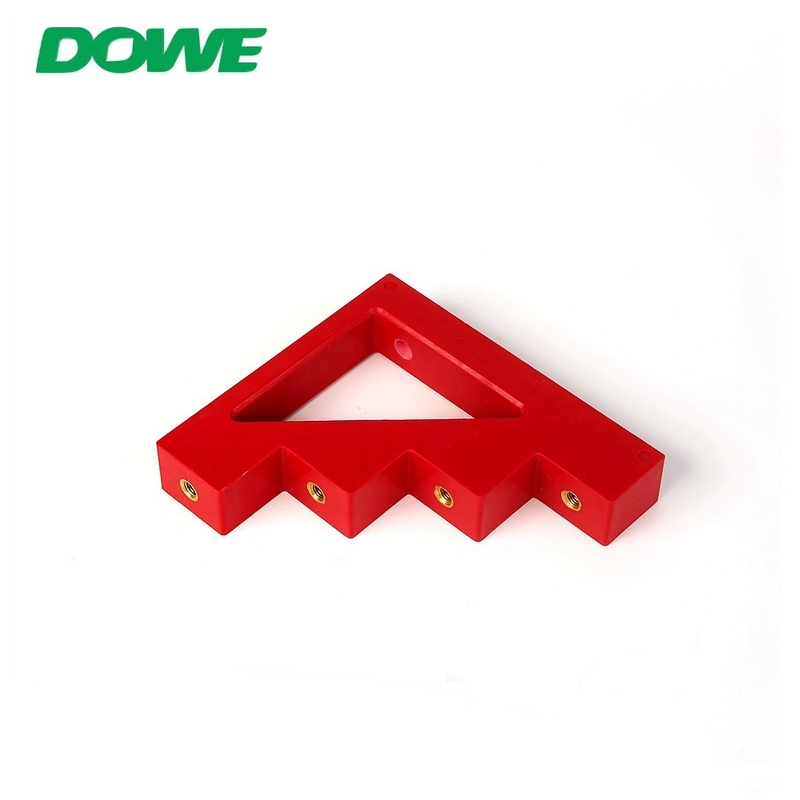 Factory price CT4-40 high quality red color insulator support connector