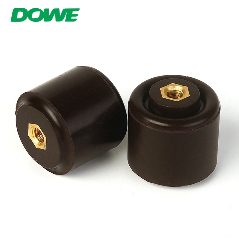 Hot selling CE ROHS BMC 30x30 bus bar insulator support