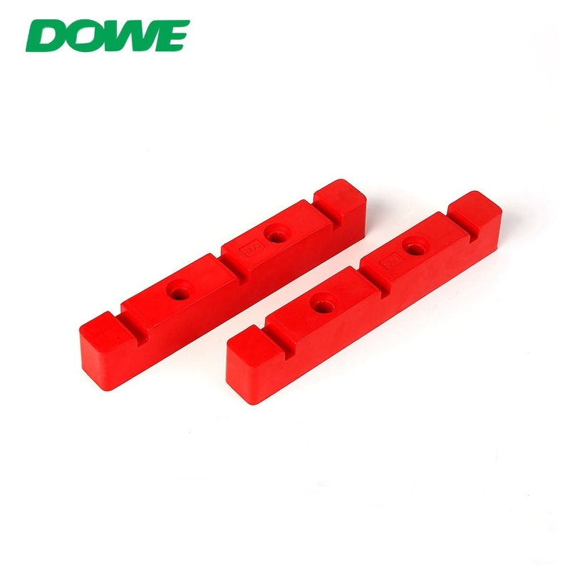 China factory 10D3 red colour 220mm electrical support insulator