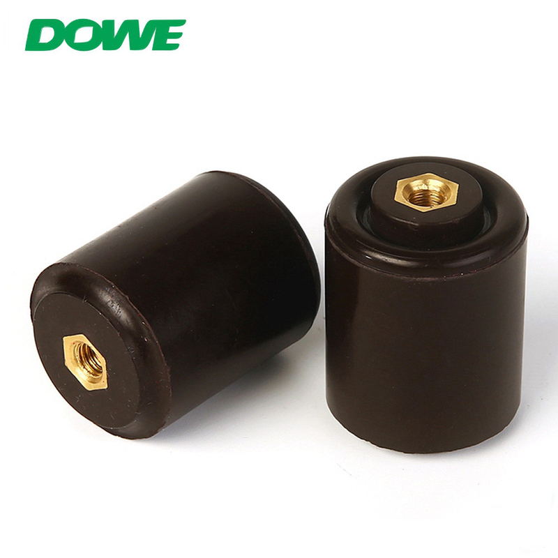 Cylindrical 40x60 low voltage 660V DMC/BMC busbar insulator support
