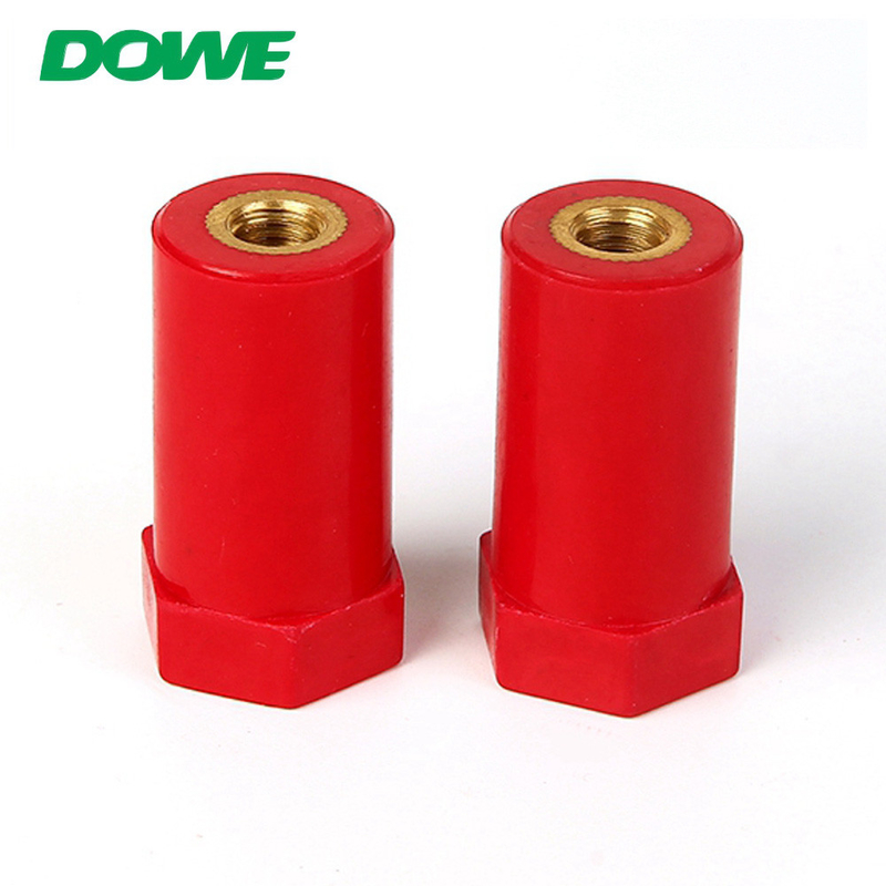 High Quality bus bar support insulators connect hex round Insulator