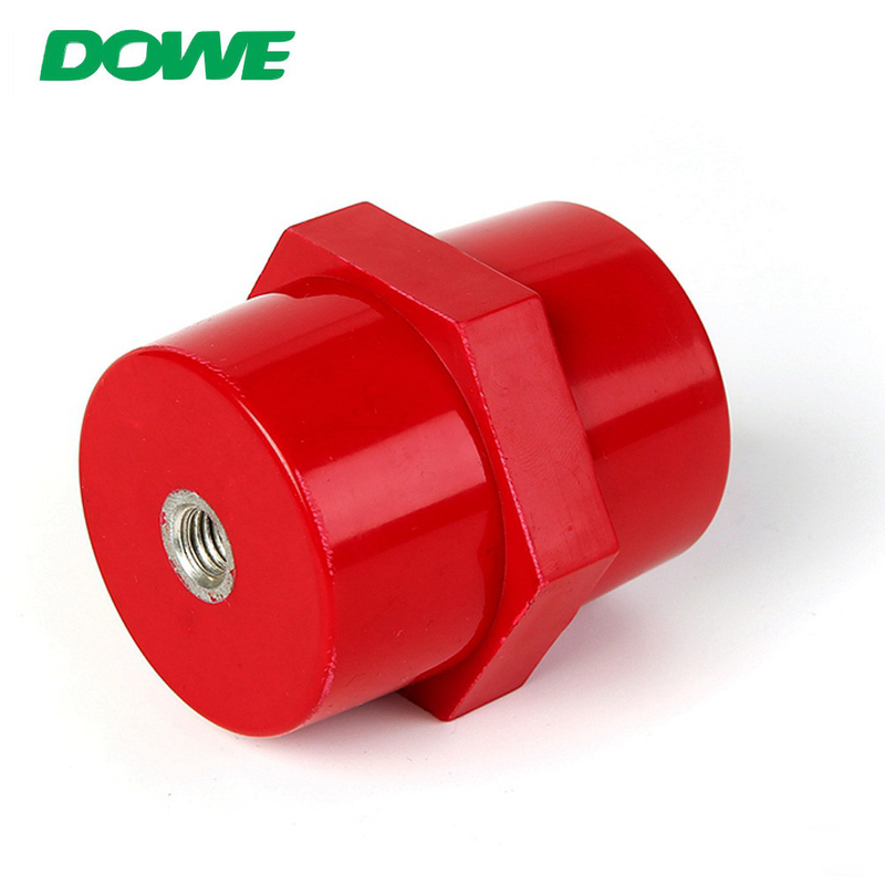China Wholesale electrical application Different colors hexagonal bus bar insulator