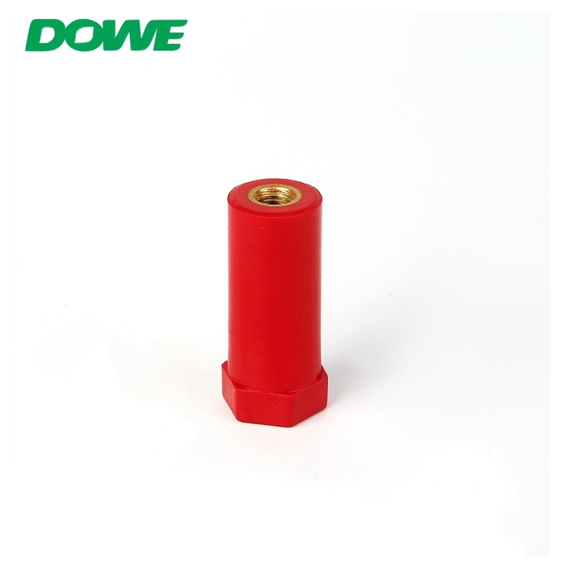 Busbar support insulators hex round Busbar Terminal Insulator