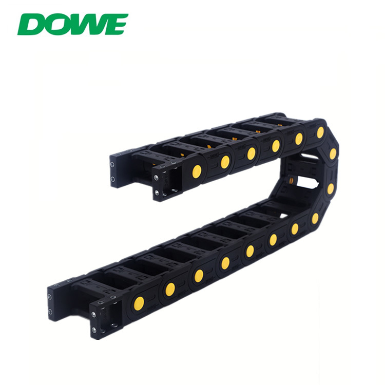 H20x57 Bridge Yellow Strength Cable drag Tow Wire Carrier Chain