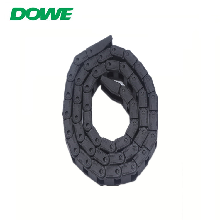 China Factory Supply 7 Bridge Type Non-opening Plastic Cable Track Tow Chain