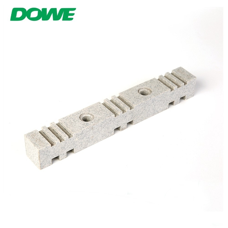 Yueqing DOWE EL-270 marble bus clip copper medal fixed bus bracket insulator