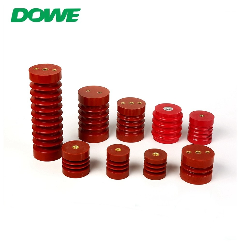 Yueqing DOWE ZJ-10KV 65x140mm 12kv Epoxy Resin Insulator