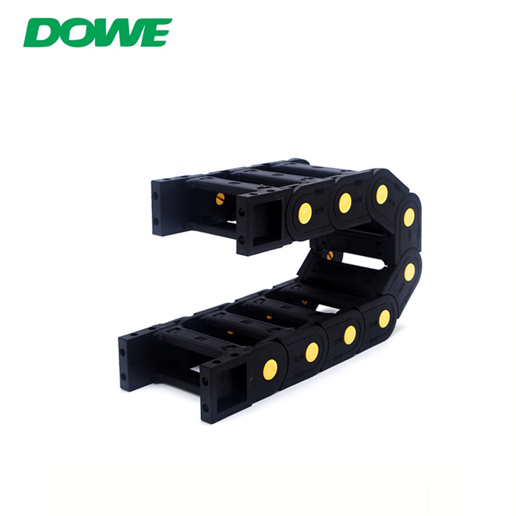 Yueqing DUWAI H35X250 Bridge Sell Product One Container Flexible Plastic Cable Drag Chain