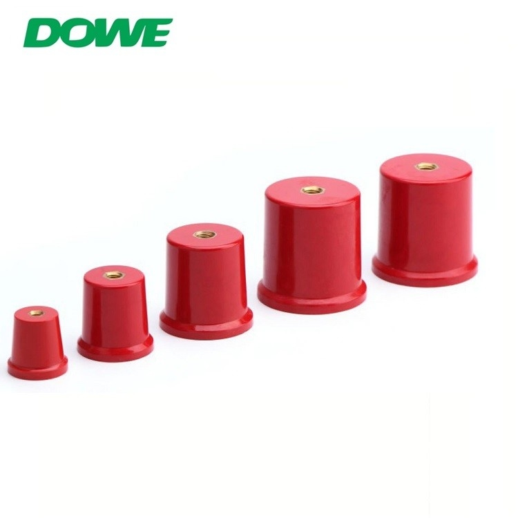 DOWE Material Mika Bulat Isolator Busbar Support