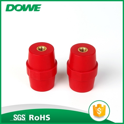China Professional Manufacturer Wholesale Custom colors Bus bar Support Insulators Connect Insulator Base distributor
