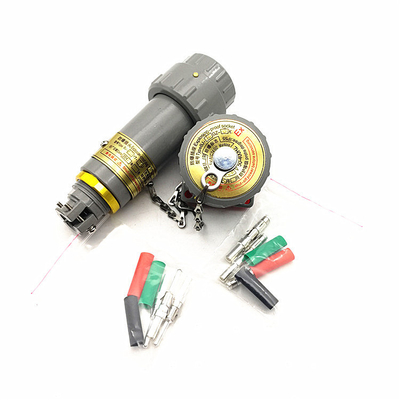 China EX Delivery at sight Drilling Equipment Non-sparking electric connector BJ-60YT/GZ-3 Explosion Proof Plug Socket distributor