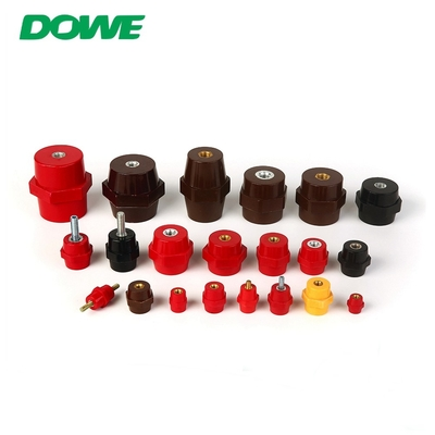 China YUEQING DOWE 15KV 40N SEP5050 Low Voltage Electrical Drum Support Busbar Insulator distributor
